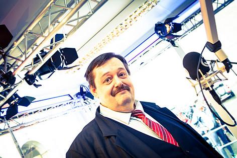 Science Buster Prof. Werner Gruber zu Gast in der Ö3-Wunschhütte