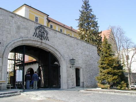 Die ungarische Erzabtei Pannohalma