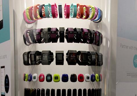 Smartwatches auf der CES