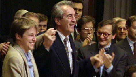 Der lange Weg nach Europa - 20 Jahre EU-Beitritt Österreichs