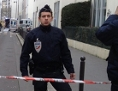 """Absperrung nach dem Attentat auf die Redaktion von """"Charlie Hebdo"""""""