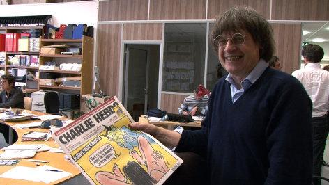 Charlie Hebdo - Die Zeitung, die die Welt bewegt