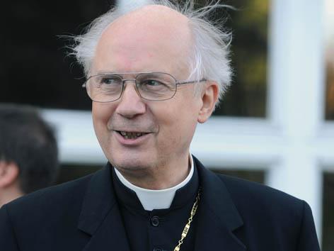 Bischof Kapellari