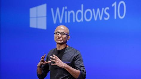 Präsentation von Windows 10