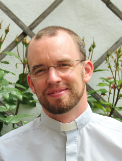Pfarrer Lukas Rihs