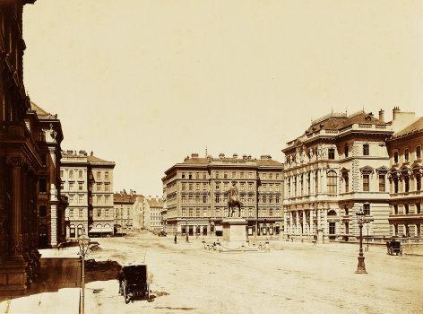 Die Wiener Ringstraße