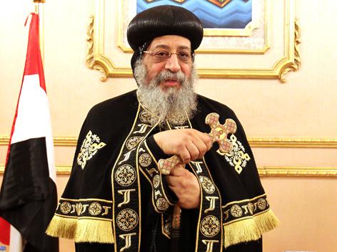 Kopten-Oberhaupt Tawadros II.