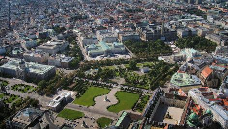 Die Wiener Ringstraße:  (1/3) Wie Wien zur Weltstadt wurde