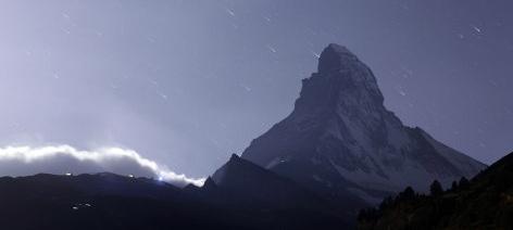 Abenteuer Alpen - Mit Reinhold Messner auf historischer Bergtour  Duell am Gipfel (1/3)