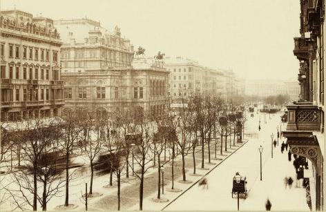 Die Wiener Ringstraße:  (2/3) Boulevard der Paläste