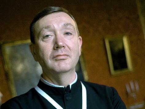 Bischof von Oslo Bernt Eidsvig