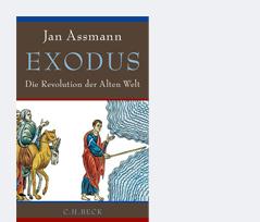 """Buchcover """"Exodus. Die Revolution der Alten Welt"""" von Jan Assmann"""