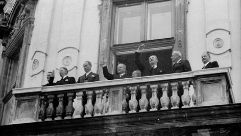 70 Jahre zweite Republik Staatsvertrag