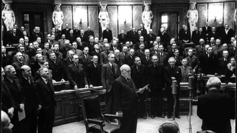 70 Jahre zweite Republik
