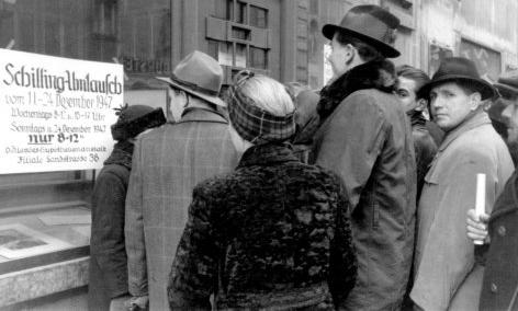 Die Zweite Republik - Eine unglaubliche Geschichte  (3) Vor der Zerreißprobe