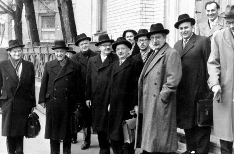 Die Zweite Republik - Eine unglaubliche Geschichte  (4) Endlich: Der Staatsvertrag und doch kein Schlußstrich