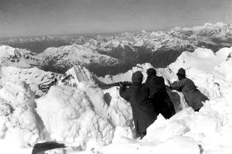 Gesprengte Berge - getrennte Herzen. Der 1. Weltkrieg in den Dolomiten