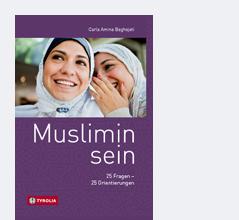 "Buchcover ""Muslimin sein"""
