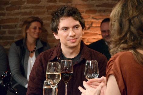 DENK mit KULTUR  Katharina Straßer und Julian Le Play