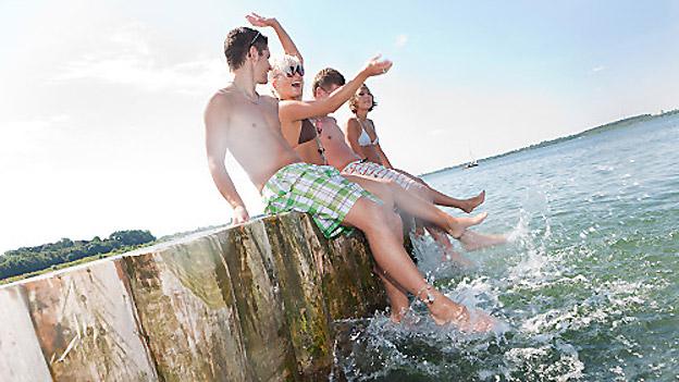 Spaß am See
