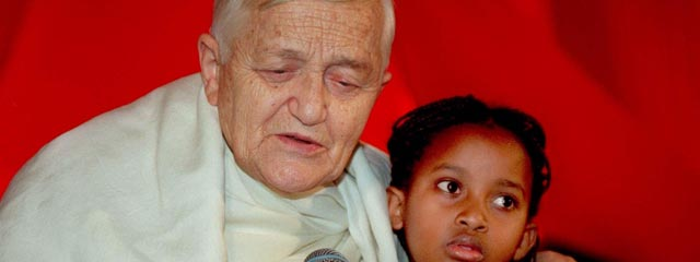 Frère Roger zum 100. Geburtstag