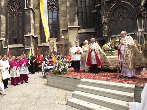 Fronleichnam Sankt Stephan