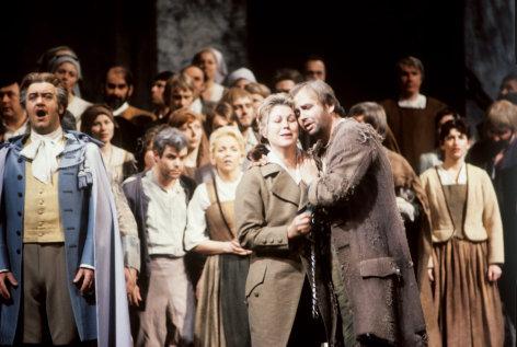 Fidelio  Oper in 2 Akten von Ludwig van Beethoven