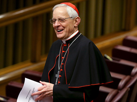 Kardinal Donald William Wuerl