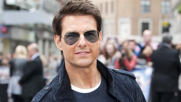 Tom Cruise mit Sonnenbrille
