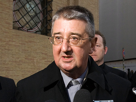 Dublins Erzbischof Diarmuid Martin