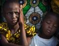 Straßenkinder in Benin