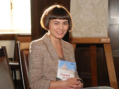Autorin und Journalistin Gudrun Sailer