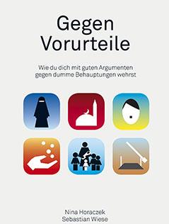 """Buchcover """"Gegen Vorurteile"""""""