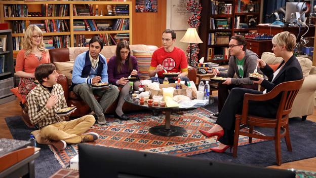 Screenshot The Big Bang Theory