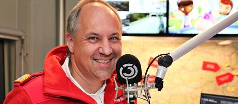 Gerry Foitik, Bundesrettungskommandat vom Österreichischen Roten Kreuz