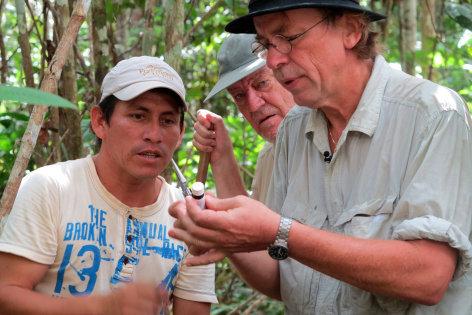 Dschungelcamp für Homöopathen - Medizin aus dem Regenwald