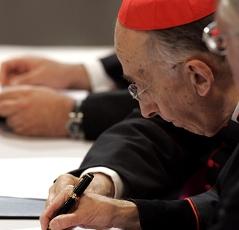 Kardinal Camillo Ruini