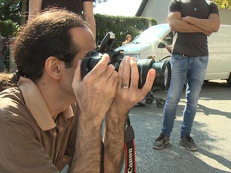 Kurzfilmprojekt des Jüdischen Filmfestival Wien, JFW15