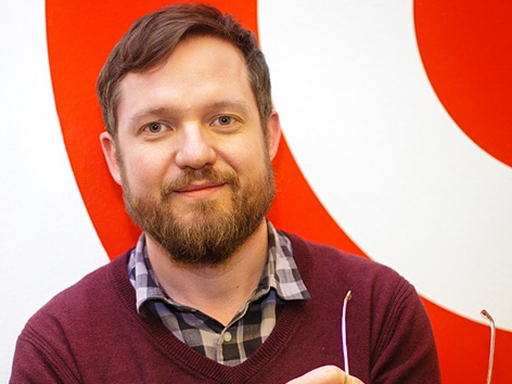 ORF.at-Journalist Simon Hadler