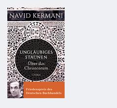 """Buchcover """"Ungläubiges Staunen. Über das Christentum"""""""