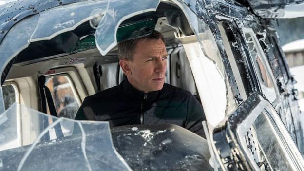 "Daniel Craig in ""Spectre"""