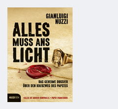 Buchcover Gianluigi Nuzzi: Alles muss ans Licht