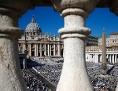 Petersplatz in Rom