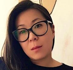 Ö3-Reporterin Shin Chang