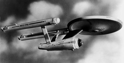 Raumschiff Enterprise Erste Folge