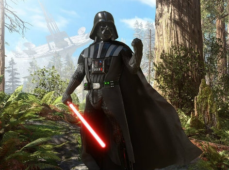 Screenshot Star Wars Battlefront