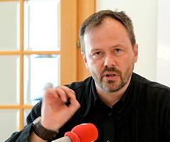 Jesuitenpater Bernd Hagenkord