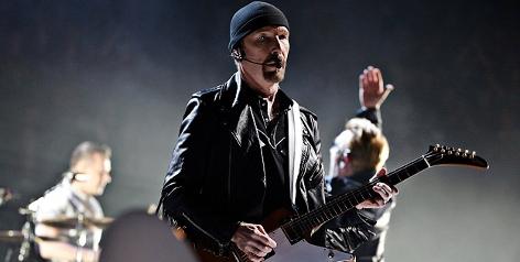 U2 in Paris