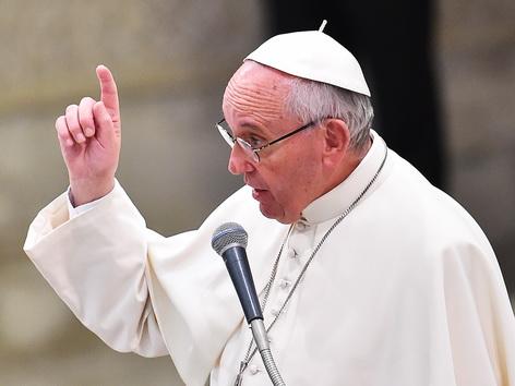 Papst Anschläge 3. Weltkrieg