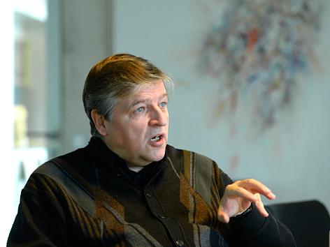 Der Sprecher der Pfarrer Initiative Helmut Schüller
